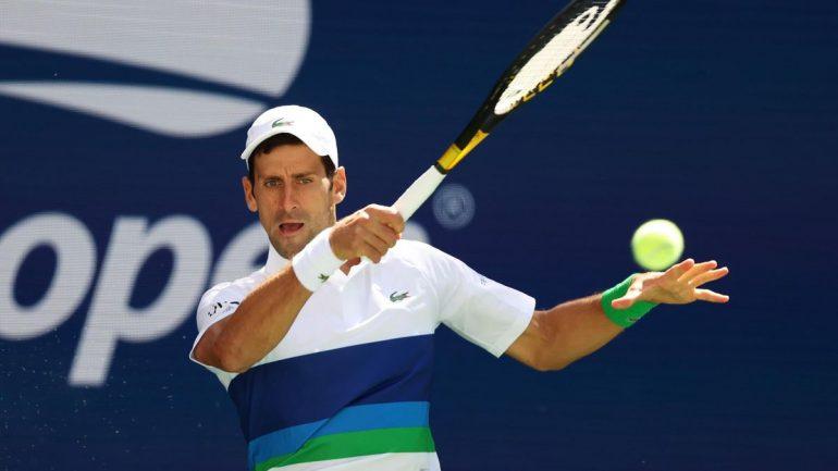 Novak Djokovic vira sobre Kei Nishikori e avança no US Open