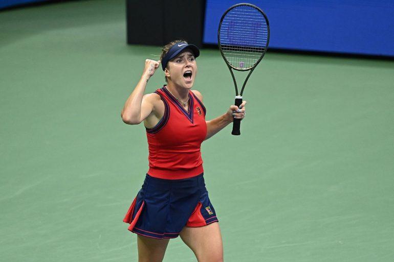 Elina Svitolina elimina Simona Halep e faz quartas em Nova Iorque