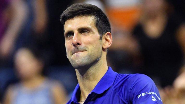 Djokovic passa fácil por Griekspoor e confirma encontro com Nishikori no US Open