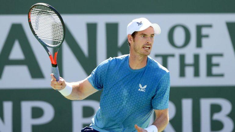 Andy Murray vira sobre Carlos Alcaraz e avança no Indian Wells
