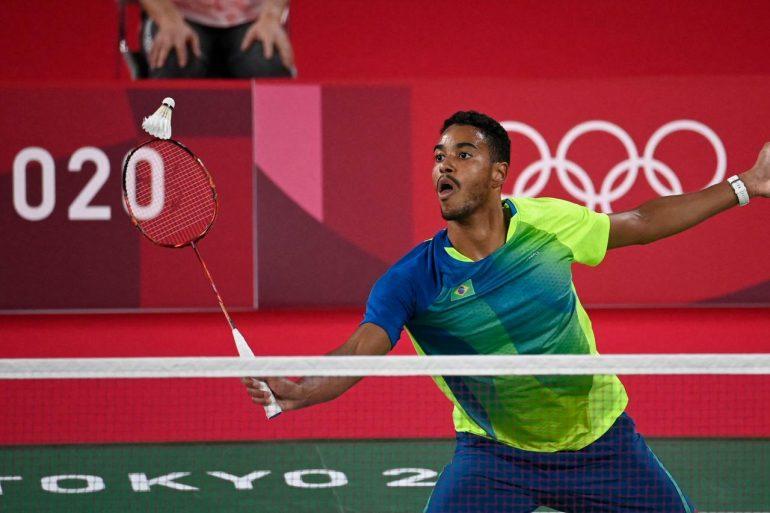 De virada, Ygor Coelho é eliminado do Aberto da Holanda de badminton